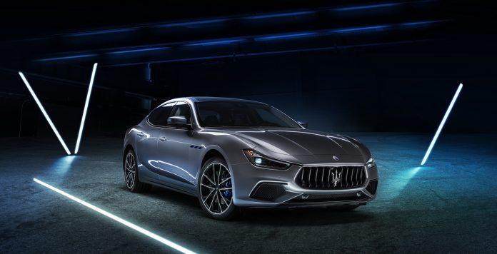 Nuova Maserati Ghibli Hybrid 2021, dati tecnici e Restyling