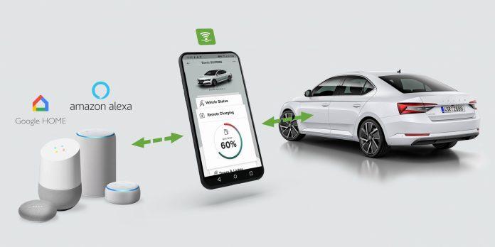 Amazon Alexa ricarica le Auto elettriche da sola