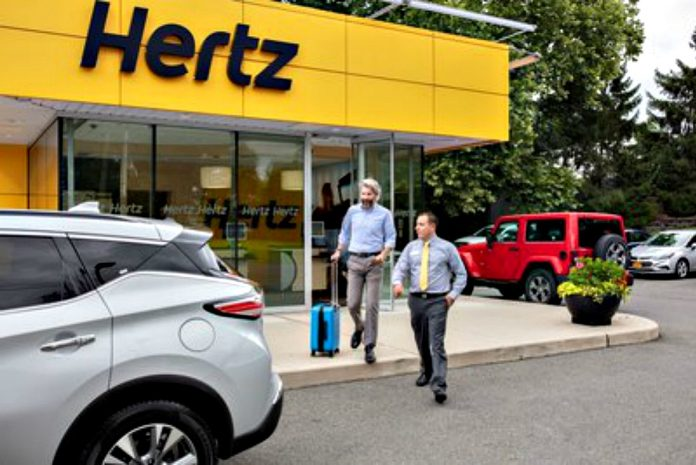 Crisi Hertz, si lotta per evitare il Fallimento