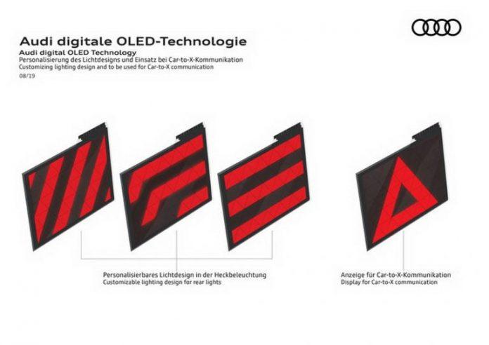 Audi Q5 2021 ecco i dettagli sulla tecnologia OLED