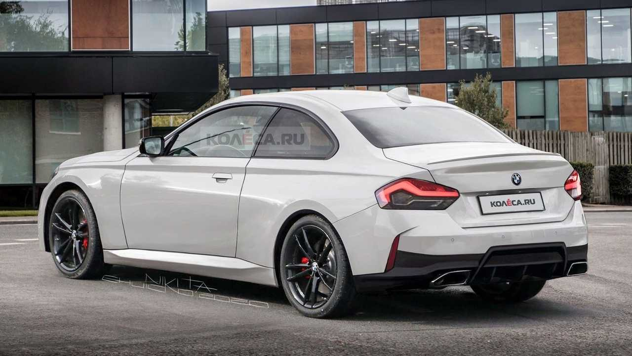 Nuova Bmw Serie 2 Coupe 2021 I Rendering In Anteprima Esclusiva Autoprove It