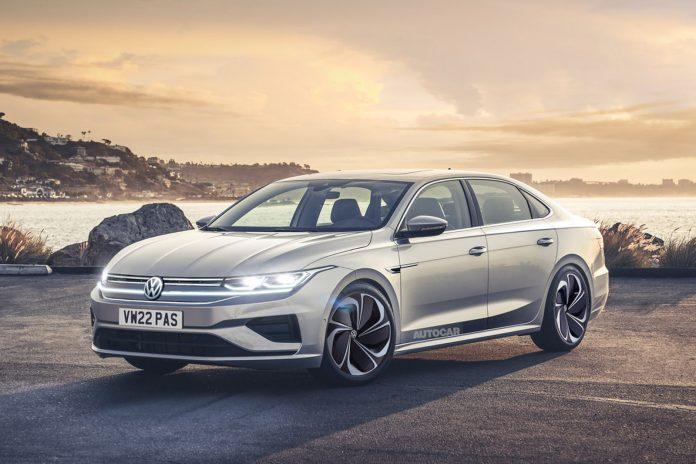 Nuova Volkswagen Passat 2022, Anticipazioni e Uscita della prossima elettrica