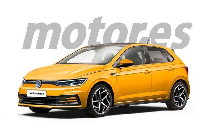 Nuova Volkswagen Polo 2021, il Design nei Rendering in Anteprima