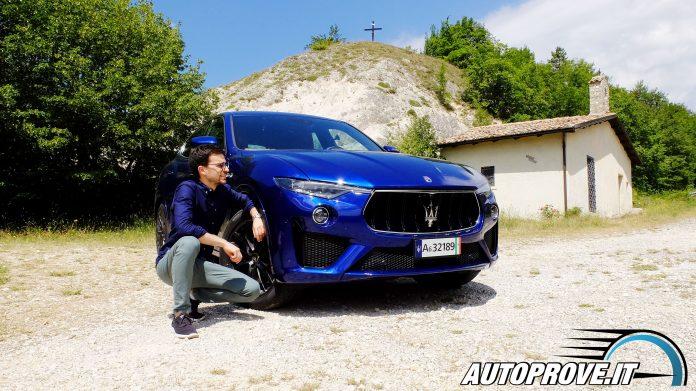 PROVA SU STRADA Maserati Levante GTS V8 530 CV, orgoglio italiano
