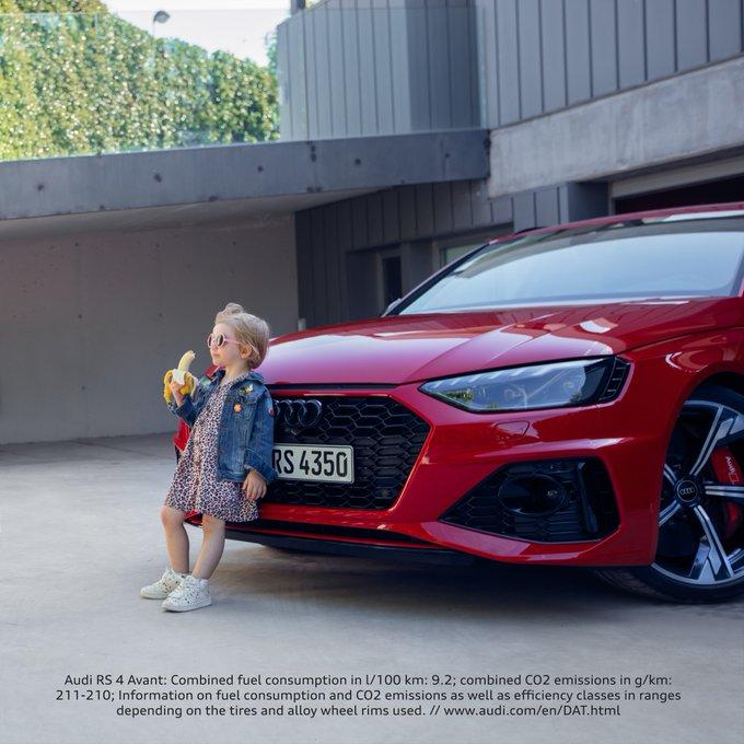 Audi ritira lo spot sessista della nuova RS4