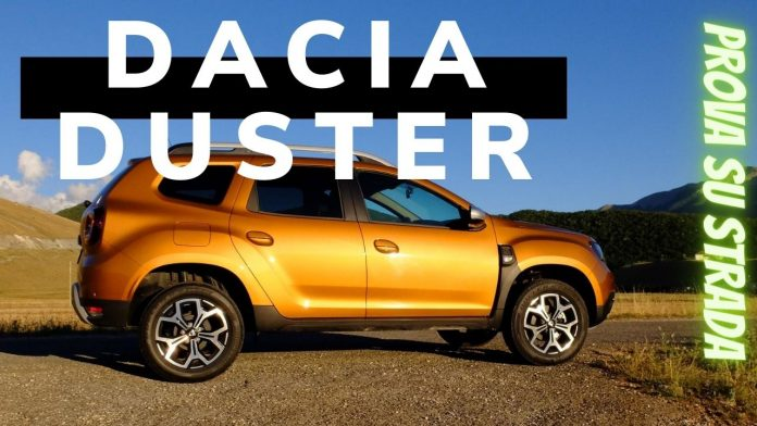 DACIA DUSTER 1.0 TCE 100 CV, IL VIDEO TEST DRIVE