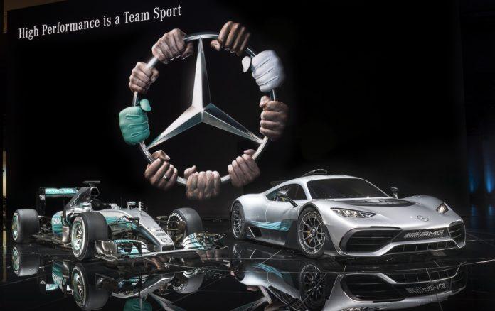 Mercedes-AMG One 2021, nuovi test per il mostro da 1.000 CV