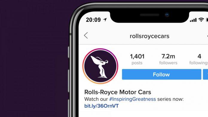 Rolls-Royce lancia la sua nuova Brand Identity