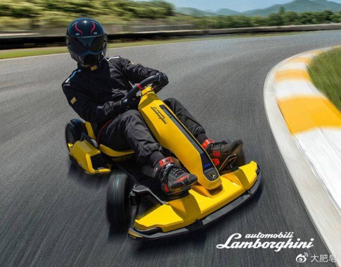Xiamoi Ninebot GoKart Pro, che spettacolo la Lamborghini Edition!
