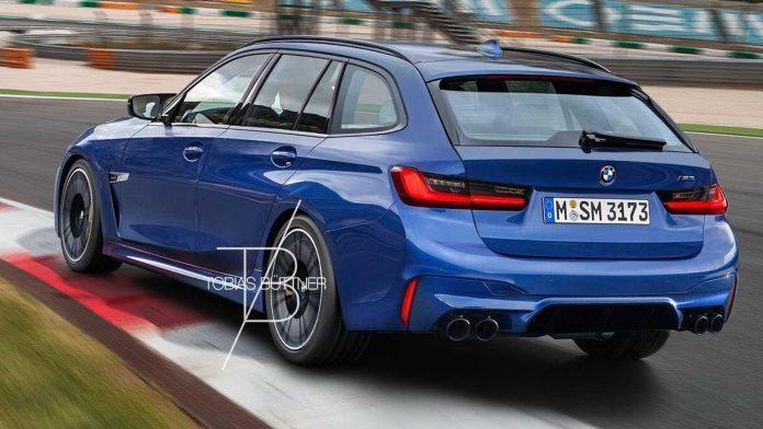 Nuova BMW M3 Touring 2021, Rendering, Dati tecnici, Uscita