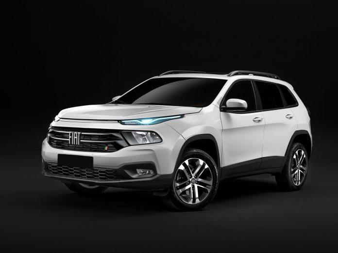 Nuova Fiat Freemont 2022, il Rendering ispirato alla Jeep Compass