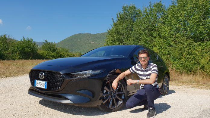 PROVA SU STRADA Mazda 3 Skyactive-G 2.0 MHybrid 150 CV
