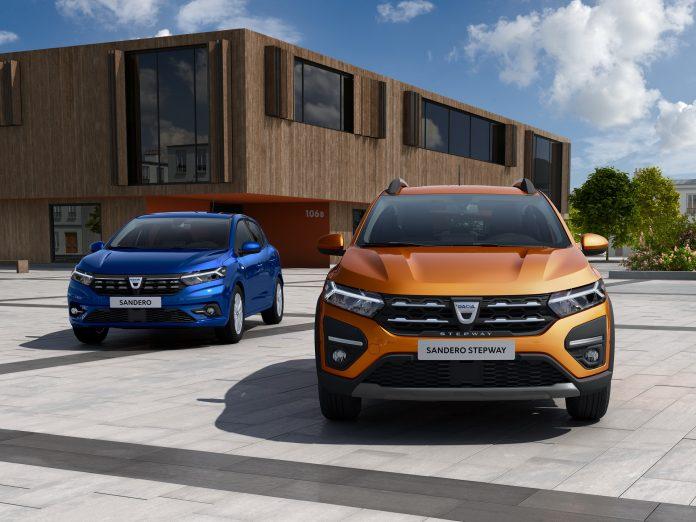 Nuova Dacia Sandero e Sandero Stepway 2021, le foto in Anteprima