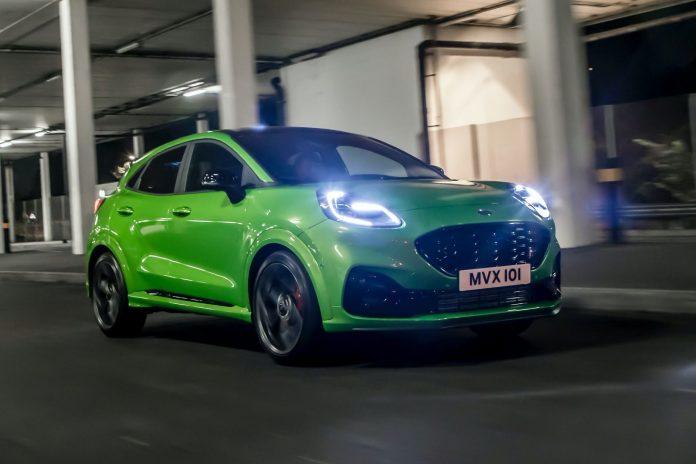 Nuova Ford Puma ST 2021, Dati Tecnici, Foto e Video Ufficiali