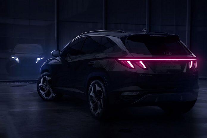 Nuova Hyundai Tucson 2021 sarà anche N e N Line, Dati Tecnici