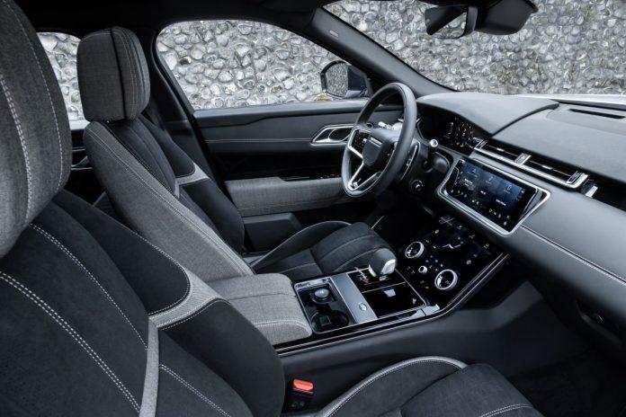 Jaguar Land Rover presenta gli esclusivi interni riciclati