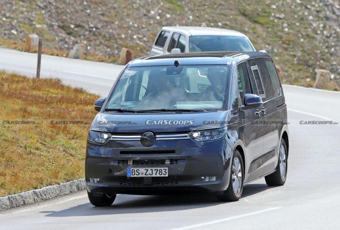 Nuova Volkswagen T7 2021, il Futuro del Veicolo commerciale