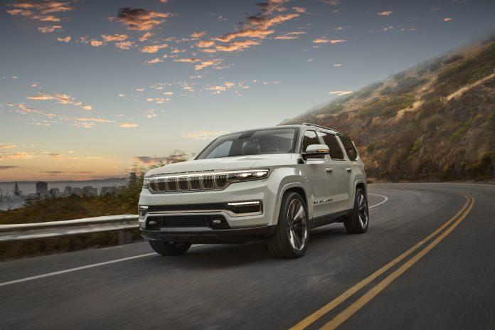 Nuova Jeep Grand Wagoneer 2021, il ritorno che non ti aspetti