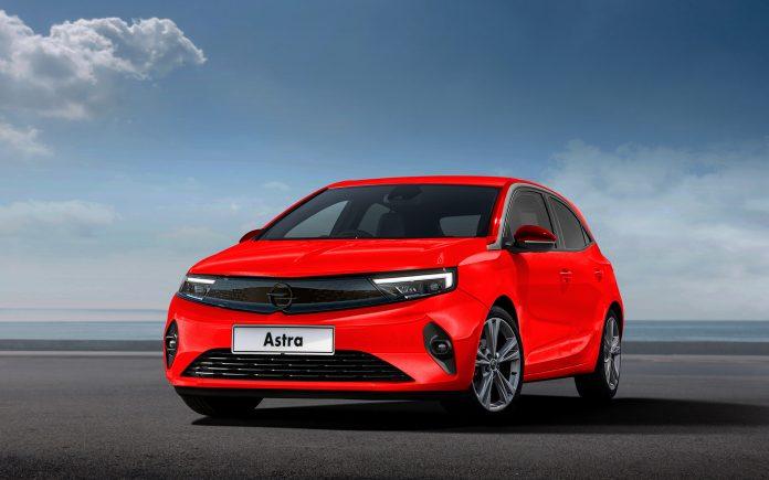 Nuova Opel Astra 2021, i nuovi Rendering del Design in Anteprima