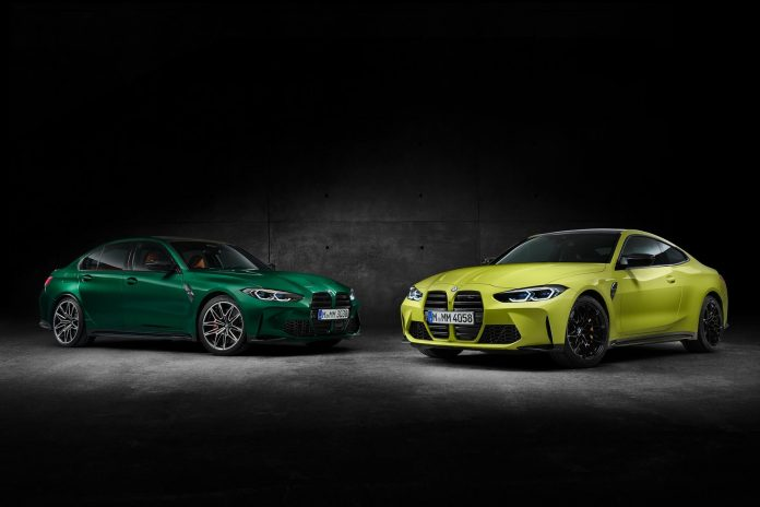 Nuove BMW M3 e M4 2021, Dati Tecnici e Foto in Anteprima Esclusiva