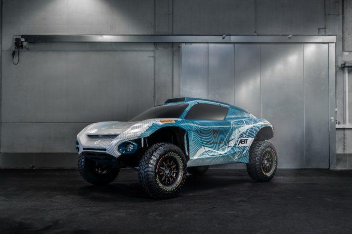 Cupra e ABT entrano nel campionato elettrico Extreme E Racing