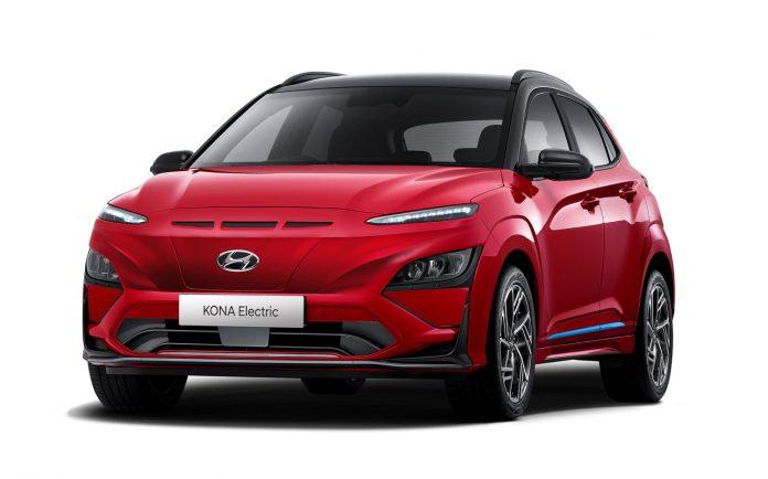 Nuova Hyundai Kona 2021, il Rendering della Versione Elettrica