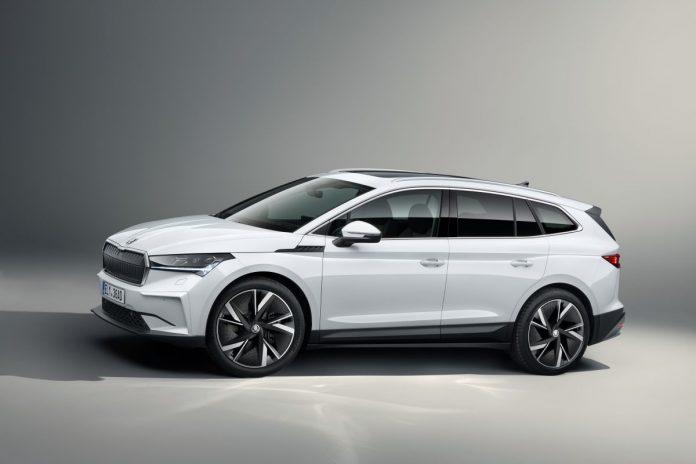 Nuova Skoda Enyaq iV 2021, Dati tecnici e Design del SUV elettrico