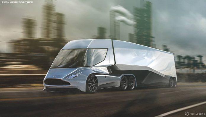 Se le Supercar diventassero Camion, il Rendering impossibile