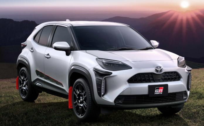 Nuova Toyota Yaris Cross GR 2021, la versione sportiva del Crossover