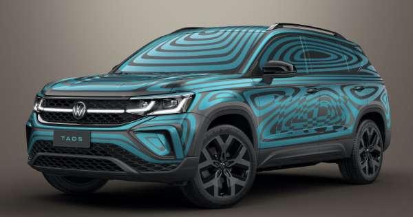 Nuova Volkswagen Taos 2021, la Skoda Karoq per gli Usa!