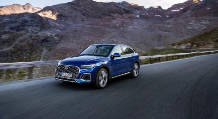 Nuova Audi Q5 Sportback 2021, il SUV coupé diventa Realtà