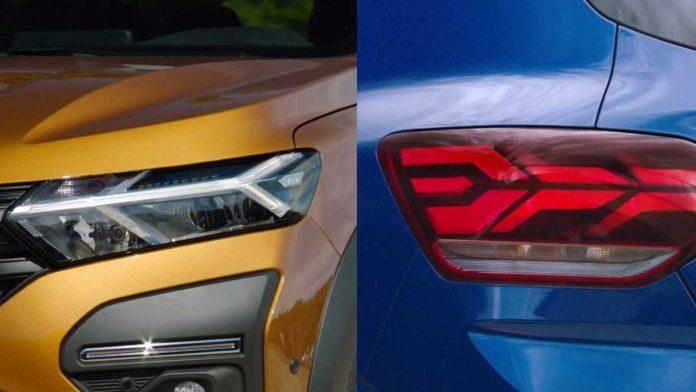 Nuova Dacia Sandero e Sandero Stepway 2021, Teaser e Info Ufficiali