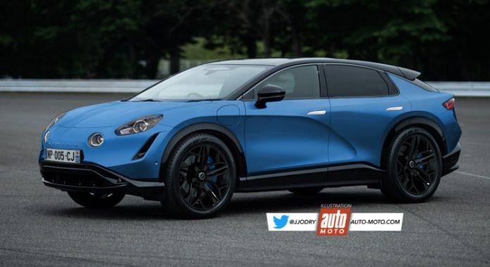 De Meo rilancia Alpine, nel 2022 un SUV 100% elettrico