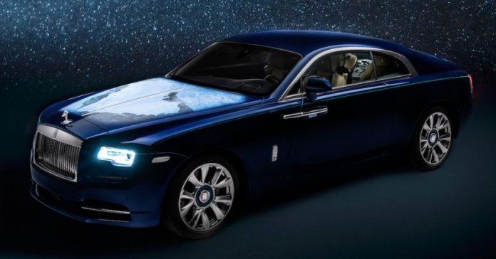 Nuova Rolls-Royce Wraith 2021, i dettagli della Inspired by Earth