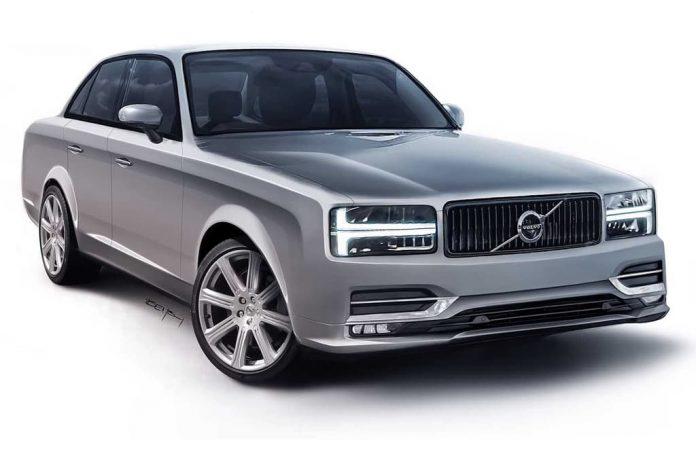 Nuova Volvo 240 2022, il Rendering della versione moderna