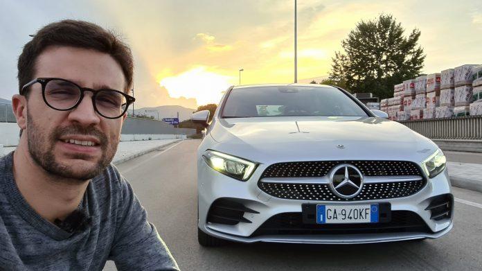 PROVA SU STRADA Mercedes-Benz A 250e 2021, la compatta Ibrida Plug-In