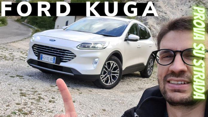 Ford Kuga 2.0 Tdci 150 CV Mild Hybrid, VIDEO TEST DRIVE