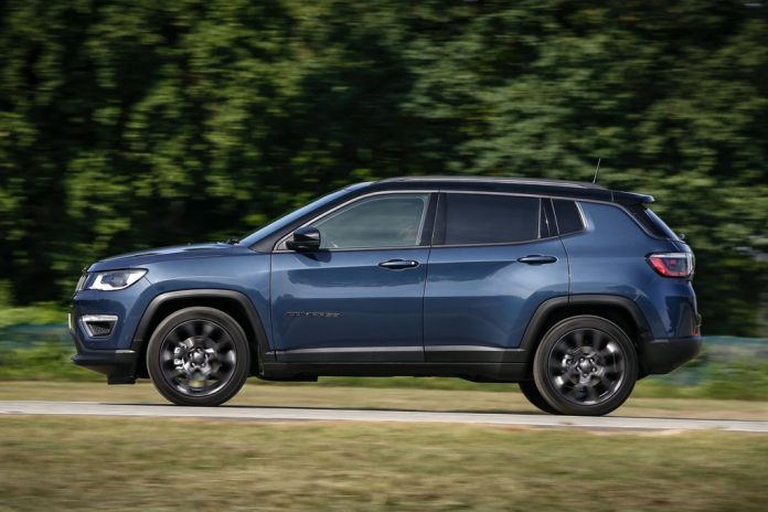 Nuova Jeep Compass 2021, il Restyling in Anteprima