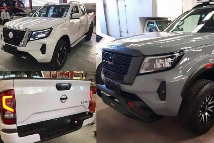 Nuovo Nissan Navara 2021, foto in Anteprima e Teaser