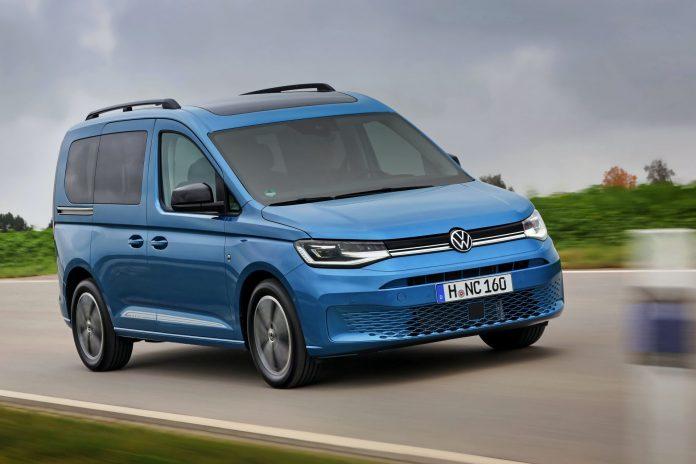 Nuovo Volkswagen Caddy 2021, Dati tecnici e Info Ufficiali