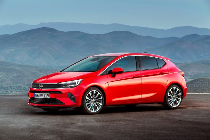 Nuova Opel Astra 2021, il Design ispirato alla Mokka