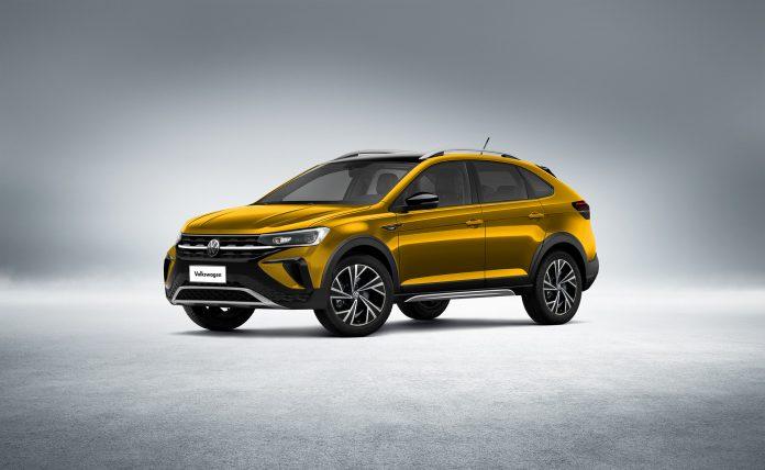 Nuova Volkswagen Nivus 2021, Anticipazioni e Rendering