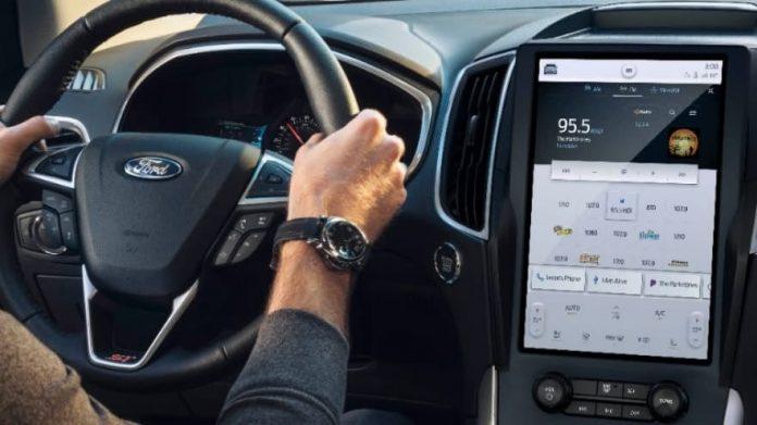 Nuova Ford Edge 2021, arriva il Touchscreen centrale da 12 Pollici