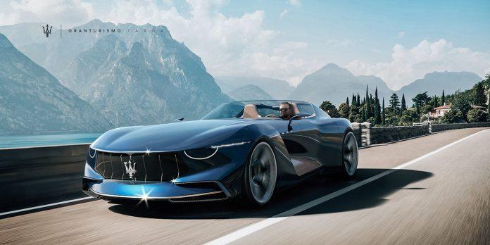 Maserati GranTurismo Targa 2022, il Rendering è da Sogno!