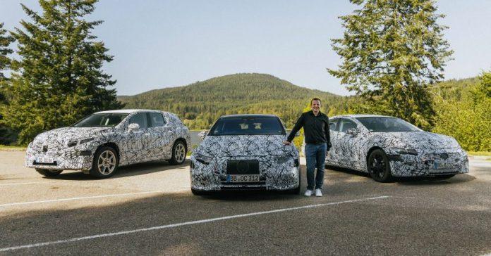 Nuova Gamma Elettrica Mercedes-Benz EQ 2021, foto e Info Ufficiali