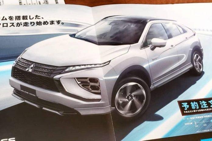 Nuova Mitsubishi Eclipse Cross 2021, il Restyling in Anteprima