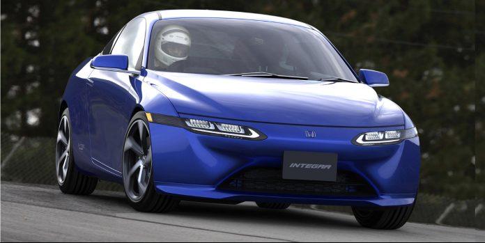 Nuova Honda Integra 2022, come sarebbe nel Rendering Esclusivo