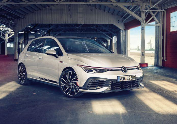 Nuova Volkswagen Golf GTI Clubsport 2021, 242 CV di cattiveria in Anteprima