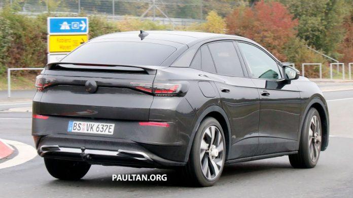 Nuova Volkswagen ID.4 2021, Anticipazioni sulla versione Coupé