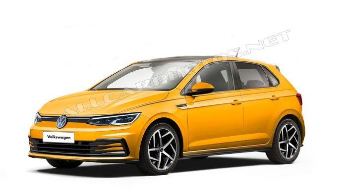 Nuova Volkswagen Polo 2021, Anticipazioni e Rendering del Restyling